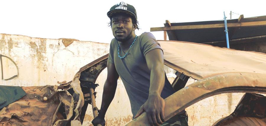 Joey le soldat, le rap engagé version Ouaga