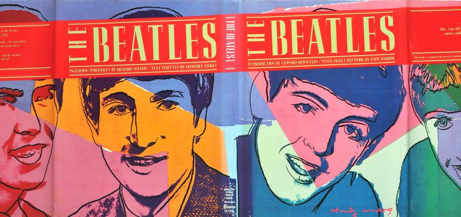 Paul Maréchal : «il est rare de voir autant de travaux de graphisme de Warhol réunis dans un même endroit »