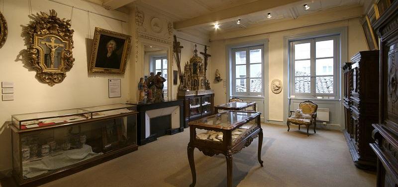 Les collections du musée du vieux Saint-Étienne vont (re)vivre