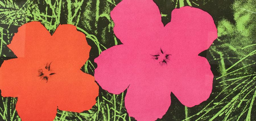 Warhol en grand format pour les petits