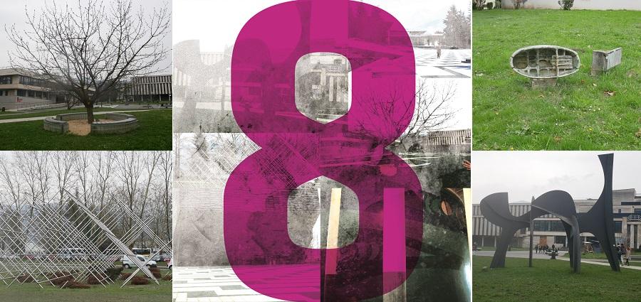 Grenoble : zoom sur 8 œuvres du campus