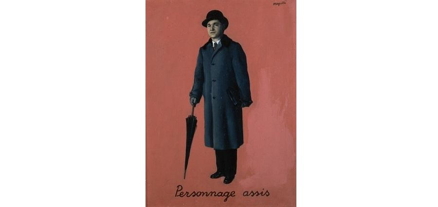 Le bon exemple – René Magritte