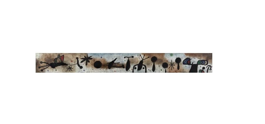 Grande bande – Joan Miró