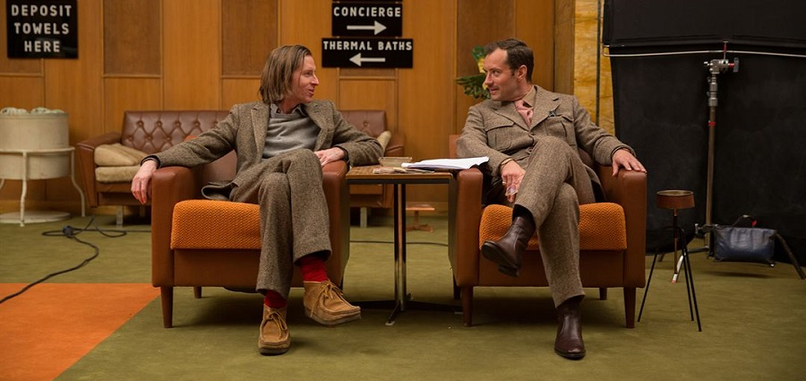Wes Anderson : « Mes tournages sont assez chaotiques »