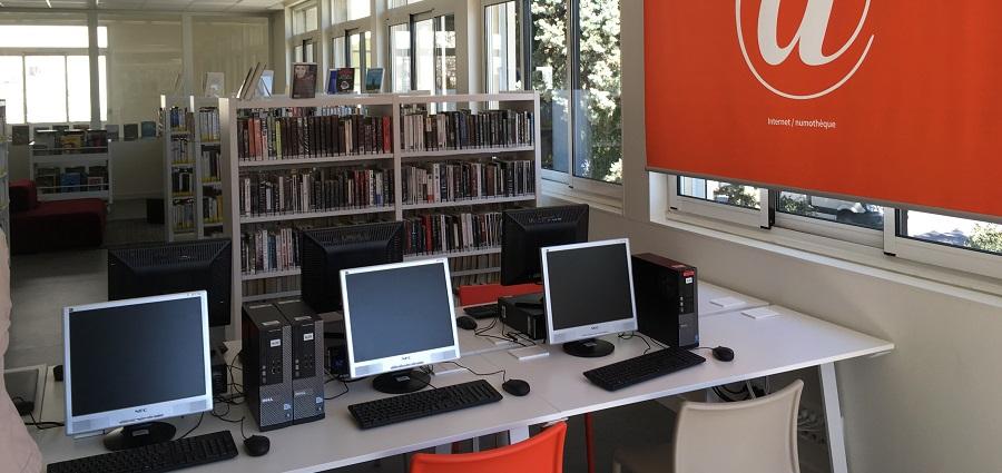 Grenoble : la bibliothèque Alliance a fait peau neuve