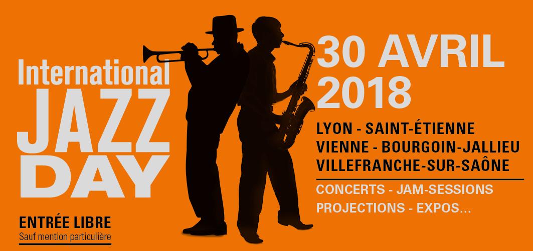 Jazz day : La la jazz !