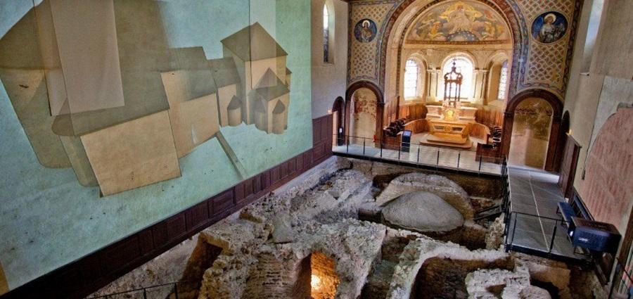 Le Musée archéologique de Grenoble : fascinant !