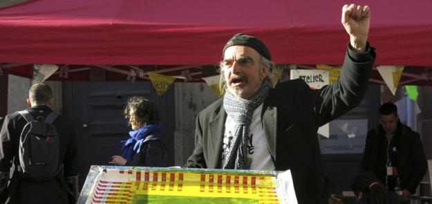 La sérigraphie tient la rue Burdeau