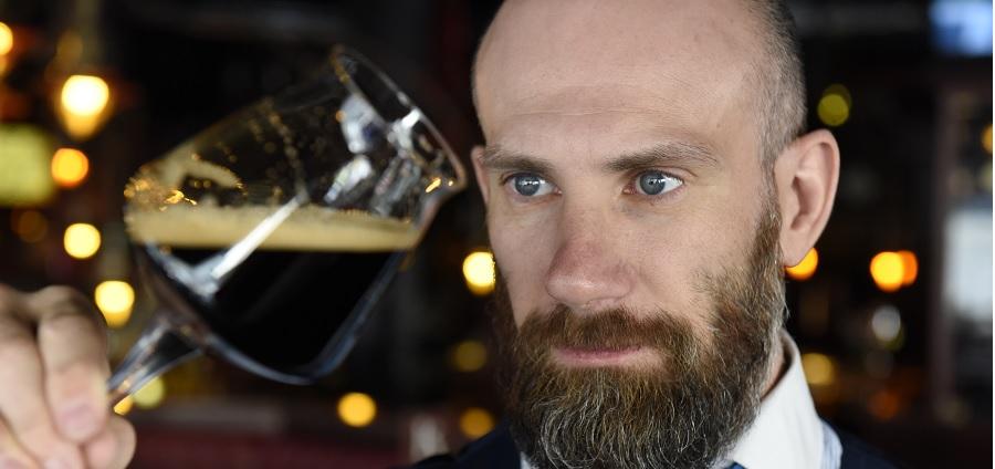 Cyril Hubert L'âge de bière