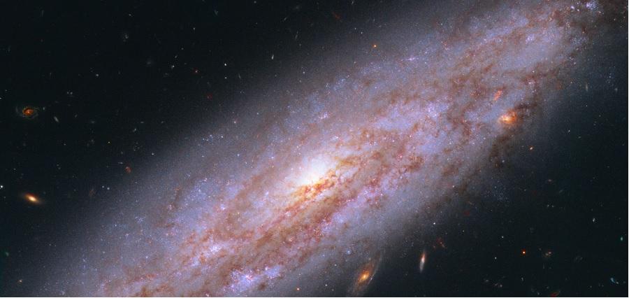 NGC 3972 : lumière du Crétacé