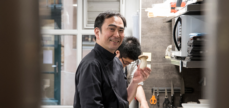 Ces Japonais qui ruent dans les marmites lyonnaises