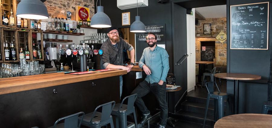 Un Bar Bu taillé pour l'apéro