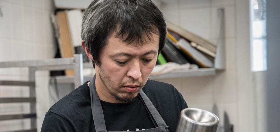 Takao Takano : «une fois que j'ai réceptionné mes produits, mon travail s'arrête »