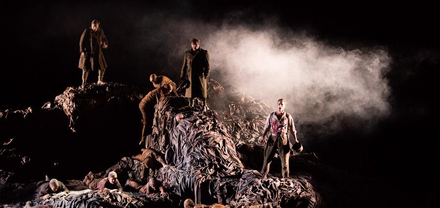 GerMANIA, un opéra sur les décombres de la guerre