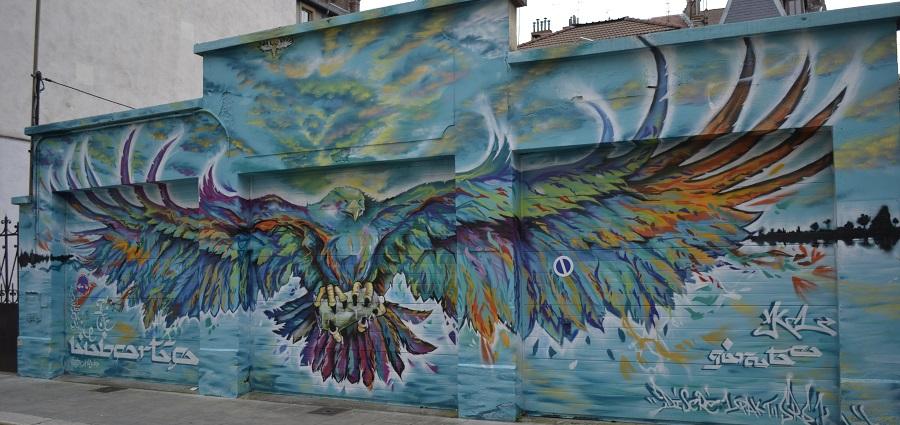Avec le street art, Grenoble modifie son ADN urbain