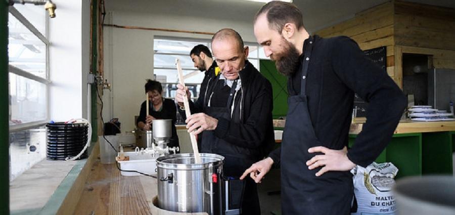 La Brasserie Stéphanoise se fait mousser pour ses 4 ans