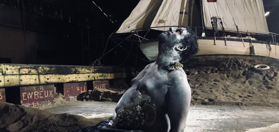 Des naufragés sublimés par Emmanuel Meirieu