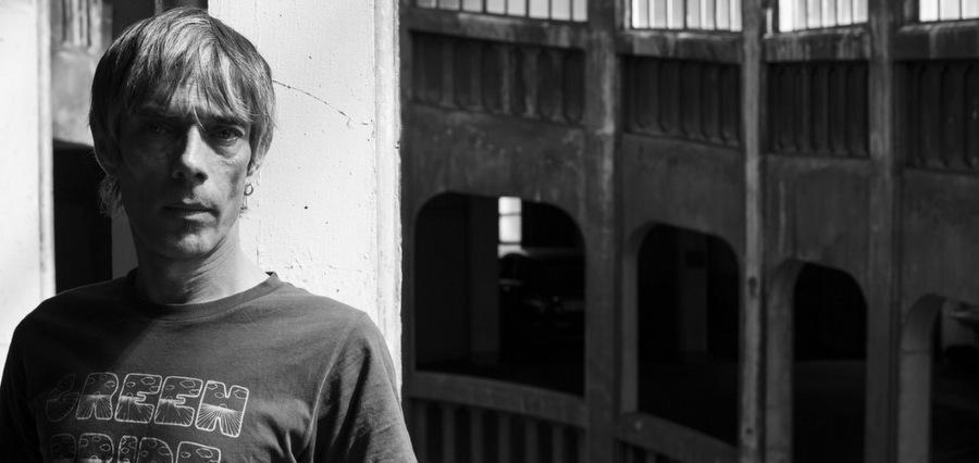 Olivier Depardon, le rock en clair-obscur