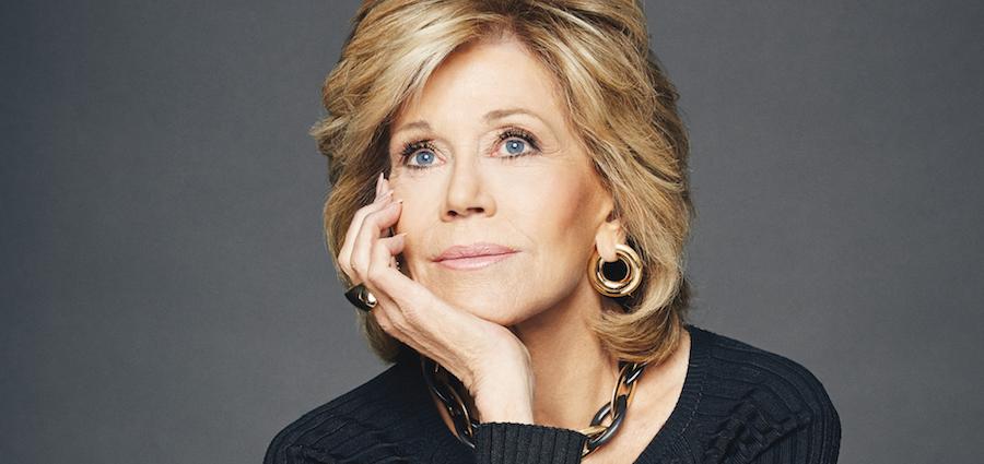 Et le prix Lumière 2018 est... Jane Fonda !