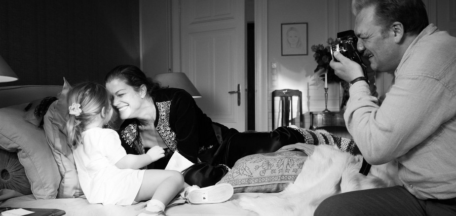 Marie Bäumer : « Romy Schneider est l'actrice la plus physique que je connaisse »