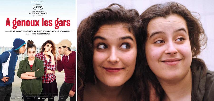 Antoine Desrosières et Inas Chanti : « ce film est un grand #MeToo »