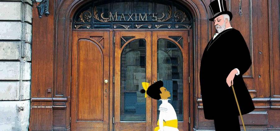 De Kirikou à Dilili : Michel Ocelot, géant animé