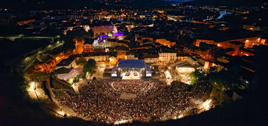 Devenez chroniqueur pour le festival Jazz à Vienne !