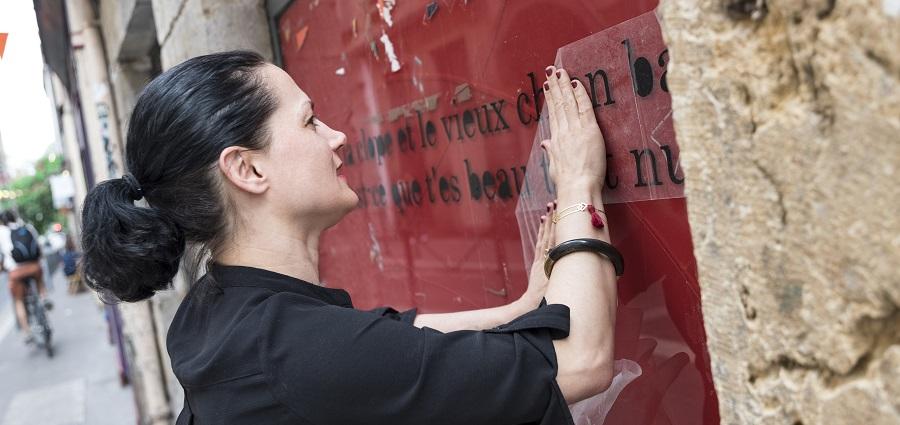 Petite Poissone : « Je ne me considère pas comme une street artiste »