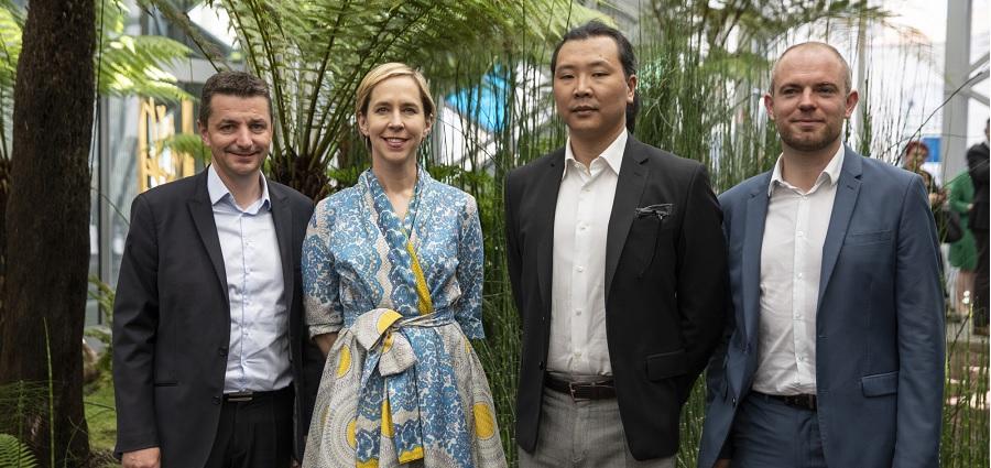 La Chine invitée d'honneur de la prochaine Biennale