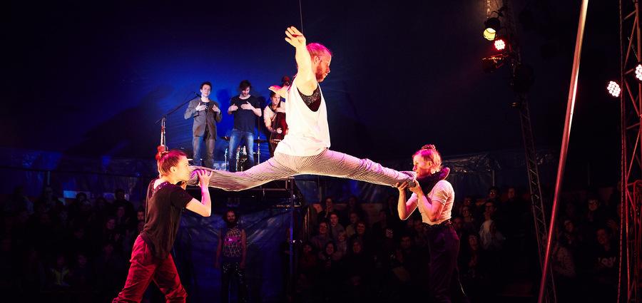 Ode au cirque