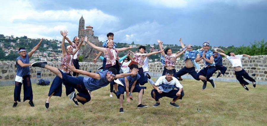 Au Puy, la diversité culturelle magnifie la paix