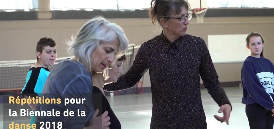 Artistes en résidence en Isère : la compagnie Sylvie Guillermin