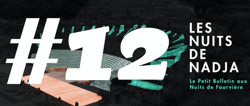 Les Nuits de Nadja #12 - Les concerts des Nuits