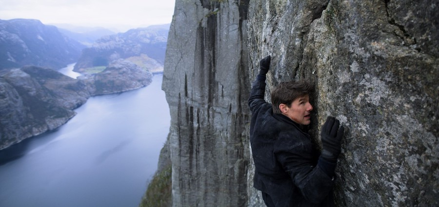 Redoublement en 6e pour Tom Cruise :