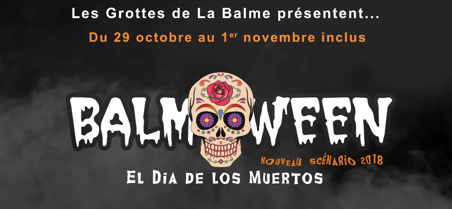 Balmoween - Halloween aux Grottes de La Balme