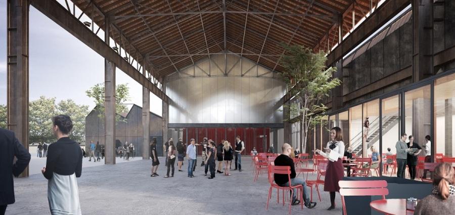 Heat, un nouveau food court à Lyon
