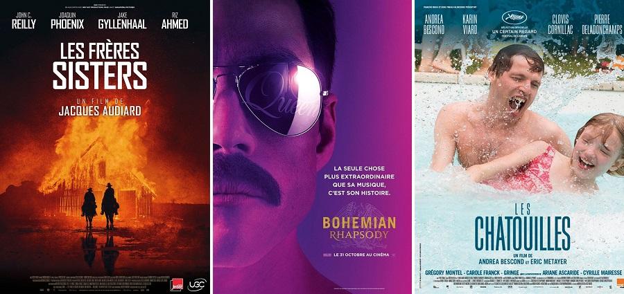 Rentrée cinéma 2018 : et voici les films qui feront les prochains mois