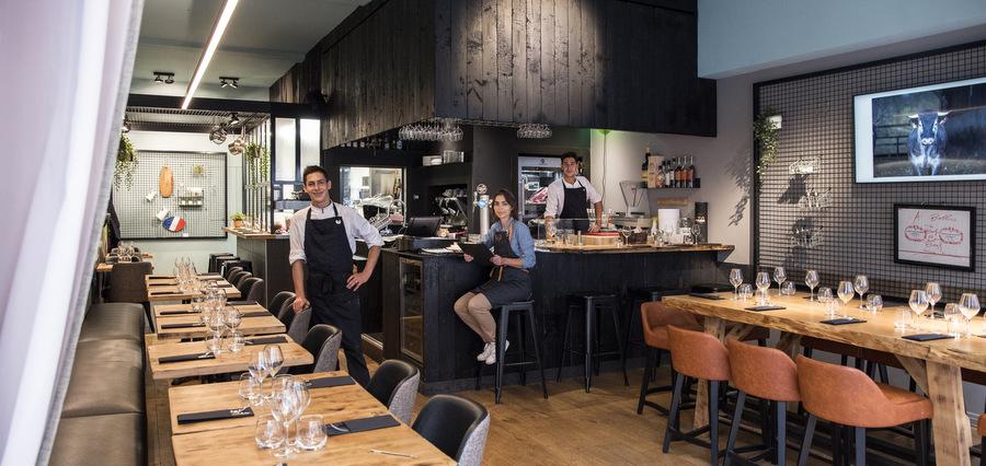 Restaurants Lyon Restaurant B L O Pour Ceux Qui Ont Les