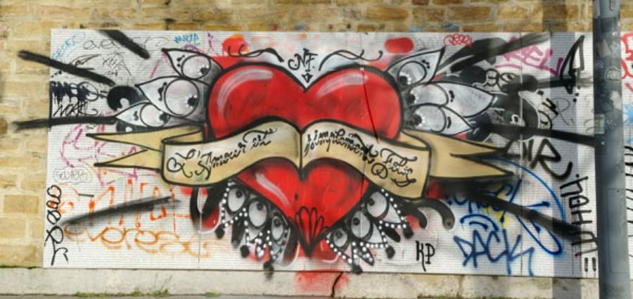 Graffikids à Lugdunum