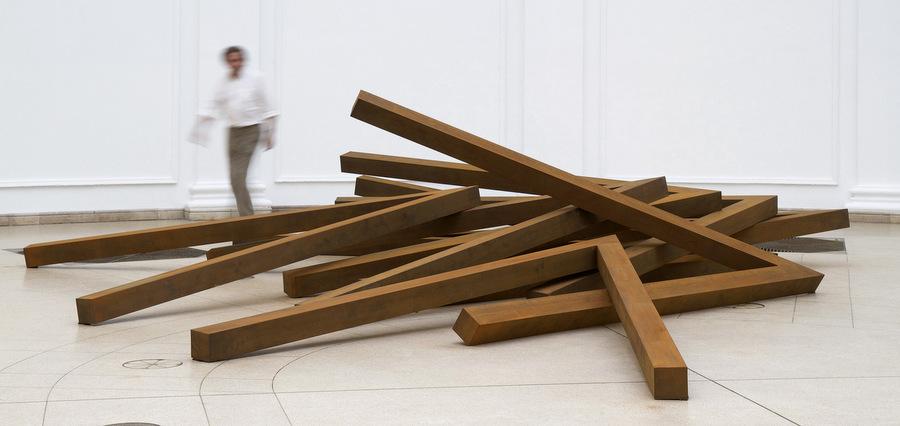Musée d'Art Contemporain : Venet, vidi, vici