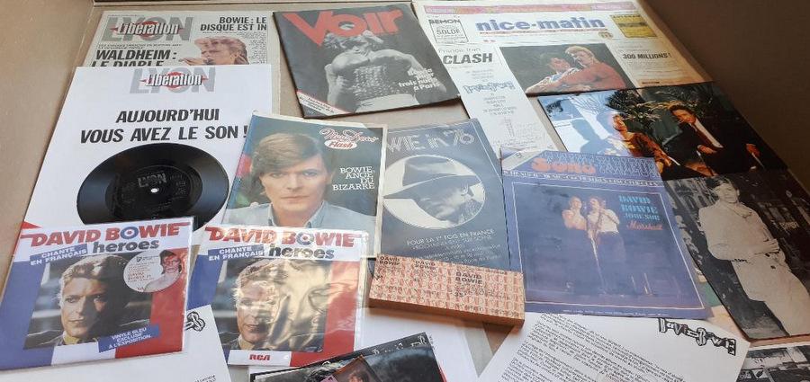 Tout Bowie