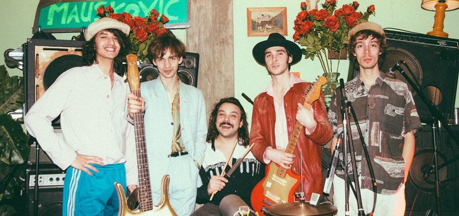The Mauskovic Dance Band : Amsterdam sous les tropiques