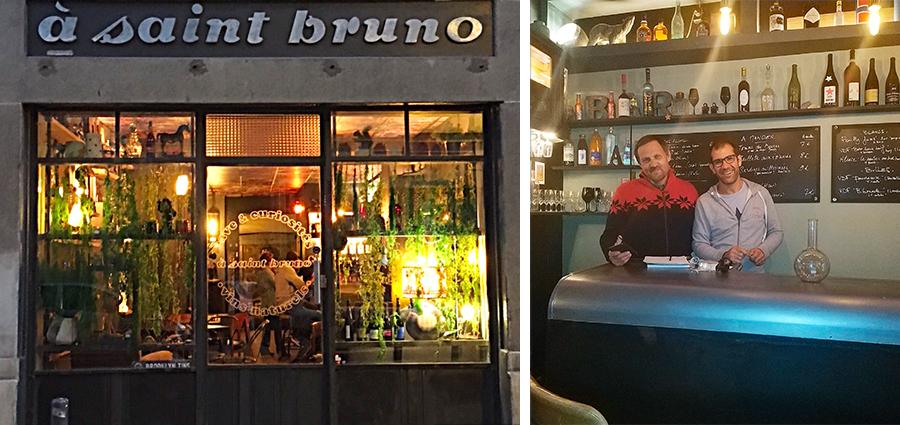 À Saint Bruno, un bar « plus que jamais dans le vrai pinard »
