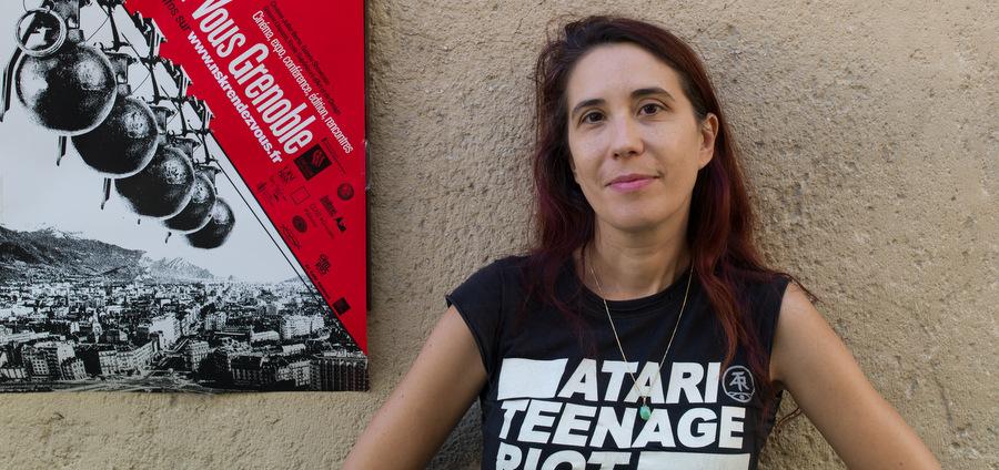 Aurélie Dos Santos : « Le NSK détourne pour mieux questionner »