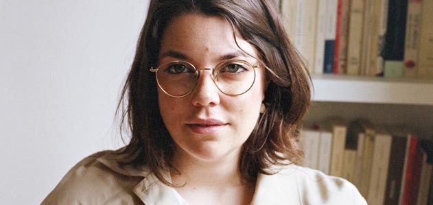 Pauline Delabroy-Allard : sans Sarah rien ne va !