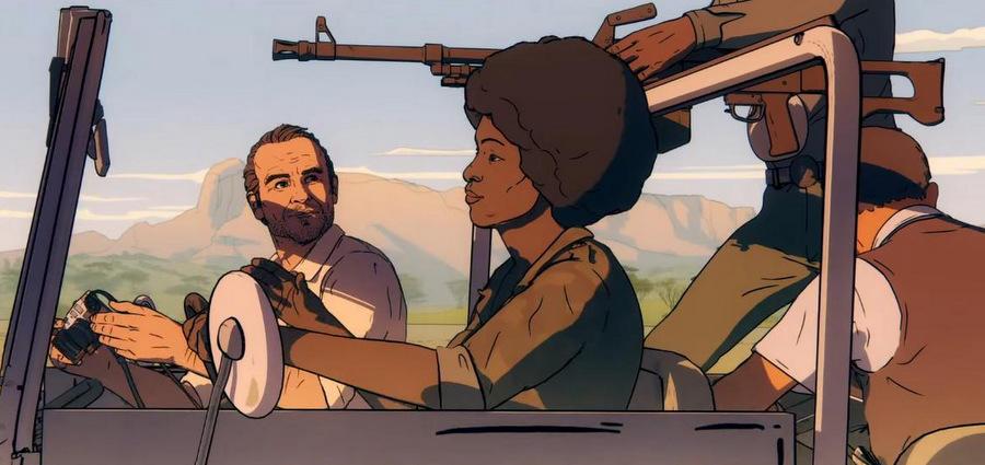 Animation mon amour à Mon Ciné