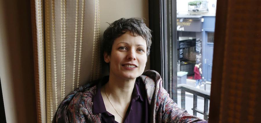 Sophie Divry lauréate du Prix de la page 111