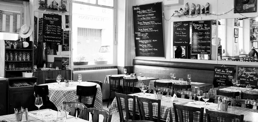 Le Café du Nain, mi-bistrot mi-lyonnais