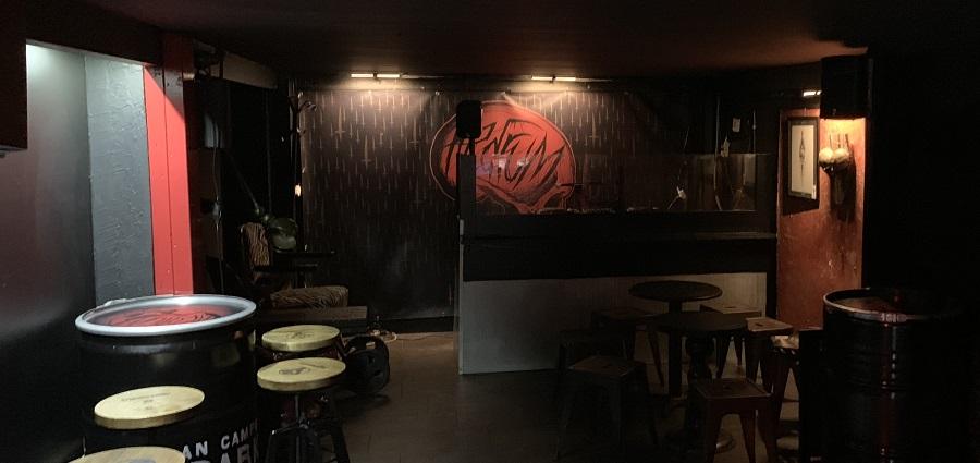 Et le bar le Mark XIII changea de nom et devint le Redrum