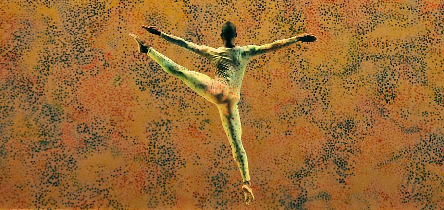 La danse décentrée de Cunningham
